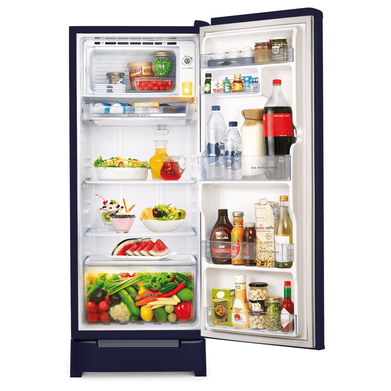 Whirlpool Icemagic Powercool 200L 3 Star Single Door Refrigerator