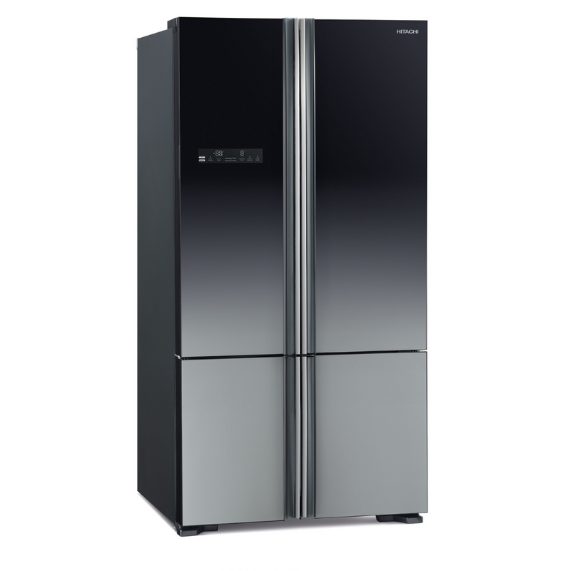 Hitachi 650L Multi Door Bottom Mounted Refrigerator R-WB730PND5 (XGR)