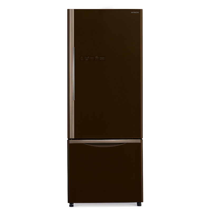 Hitachi 525L 2 Star Bottom Mounted Refrigerator R-B570PND7 (GBW)