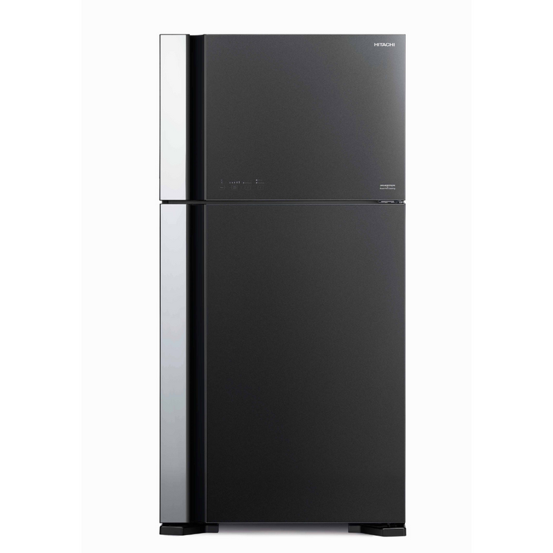 Hitachi 565L 2 Star Double Door Refrigerator R-VG610PND7 (GGR)