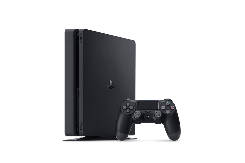 Sony PlayStation 4 1TB Slim Gaming Console with Additional Controller