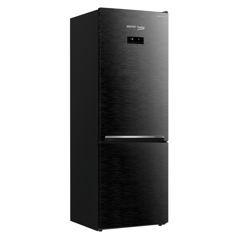 Voltas Beko 340L 2 Star Bottom Mounted Refrigerator RBM365DXBCF