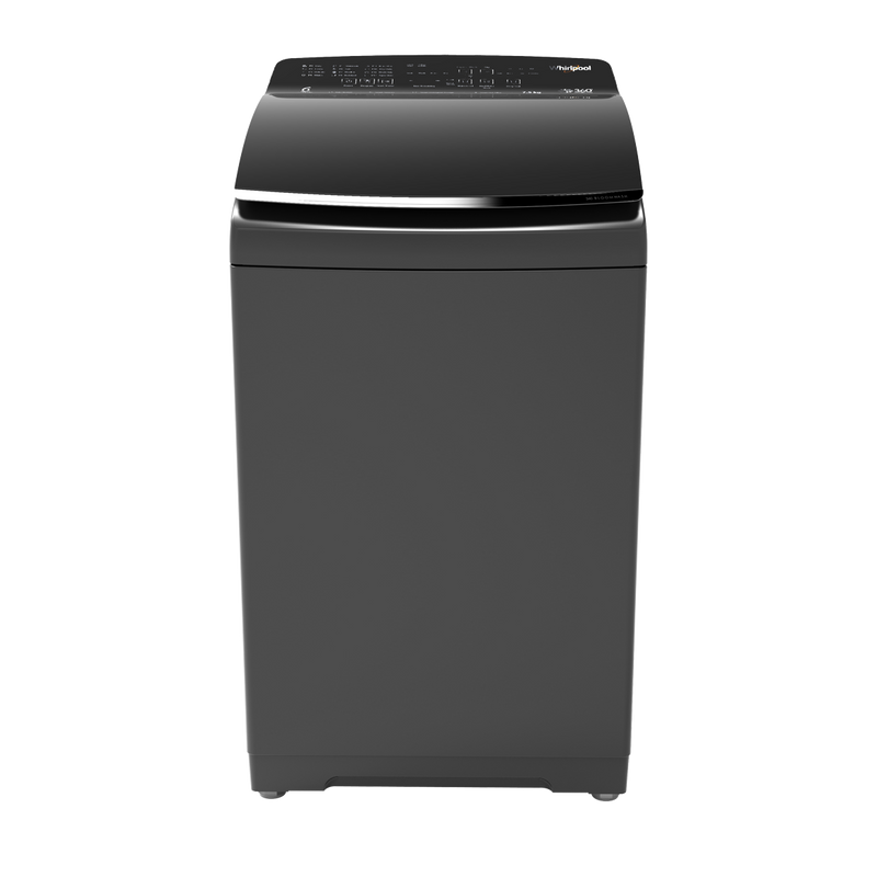 Whirlpool 360° Bloomwash Pro 7.5KG Fully Automatic Top Loading Washing Machine (Graphite)