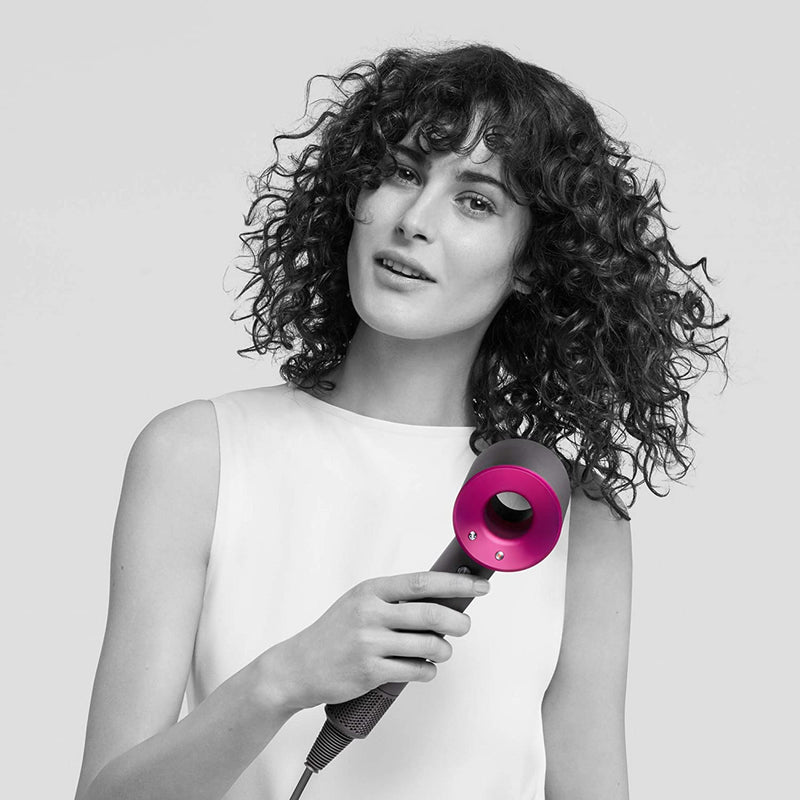 Dyson Supersonic™ Hair Dryer (Fuchsia Iron)