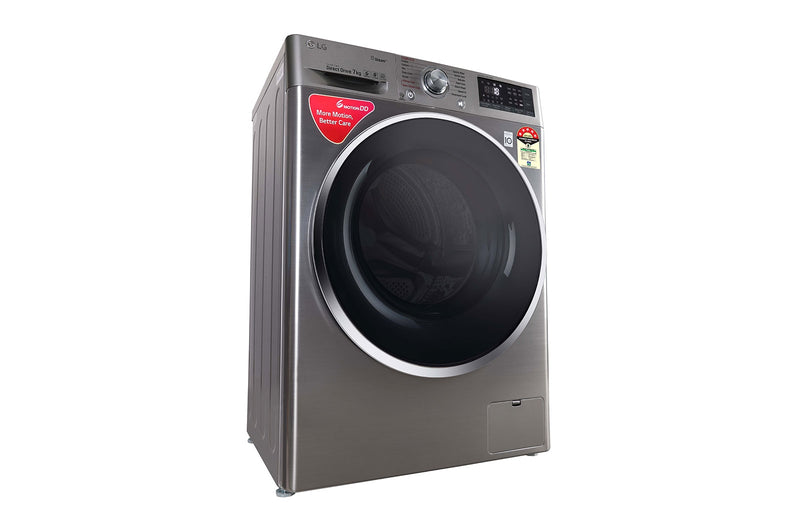 LG 7.0KG Fully Automatic Front Loading Washing Machine FHT1207ZWS