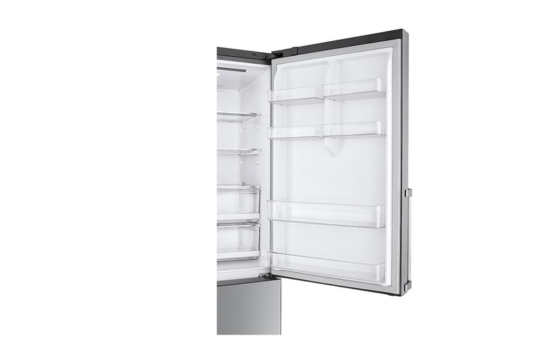 LG 494L 2 Star Bottom Mounted Refrigerator GC-B569BLCF