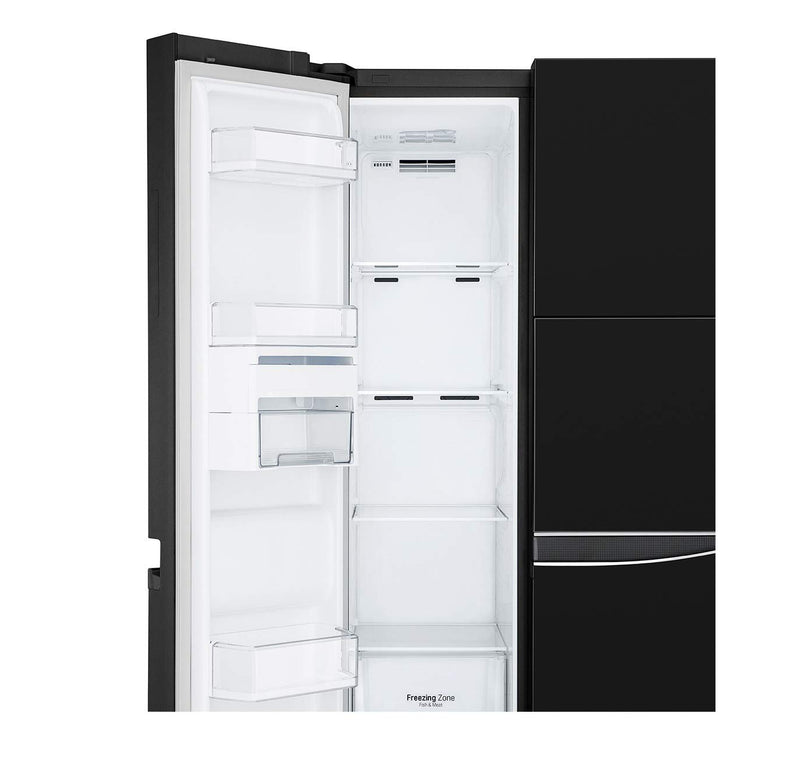 LG 675L Side By Side Refrigerator GC-C247UGBM