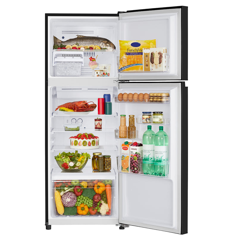 Toshiba 325L 2 Star Double Door Refrigerator GR-AG36IN(XB)