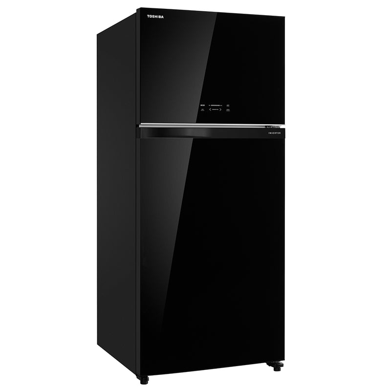 Toshiba 661L 2 Star Double Door Refrigerator GR-AG66IN(XK)