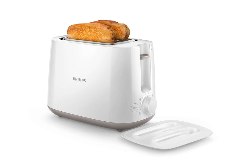 Philips 2 Slice Pop-up Toaster HD2582/00