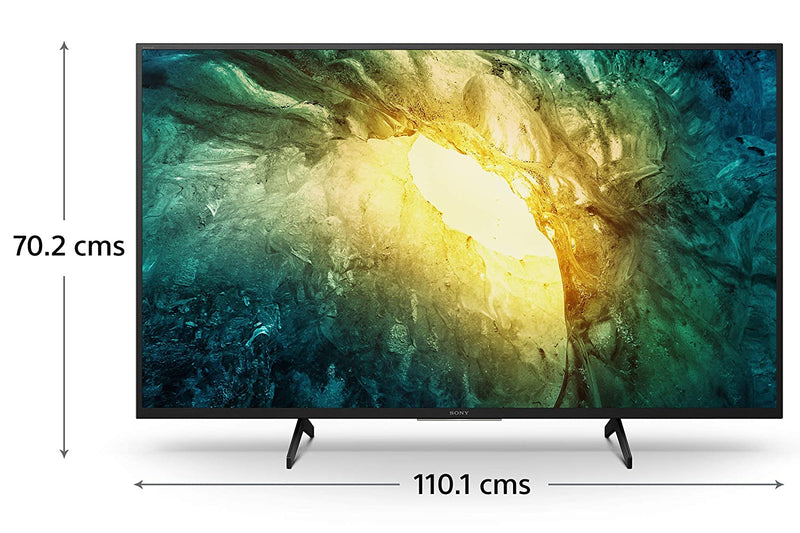 Sony 49inch 4K Smart LED TV KD-49X7500H