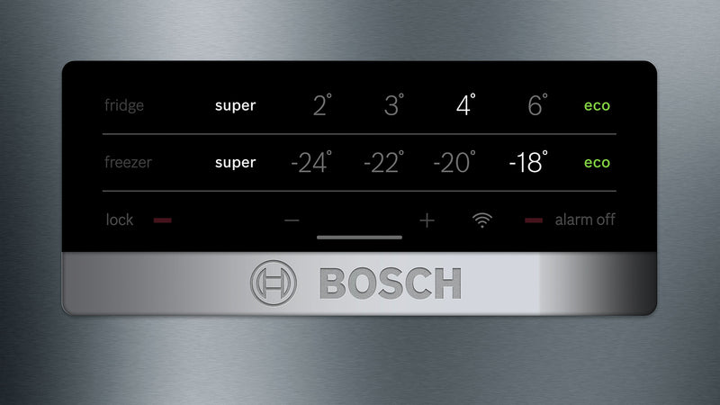 Bosch 415L 2 Star Bottom Mounted Refrigerator KGN46XL40I