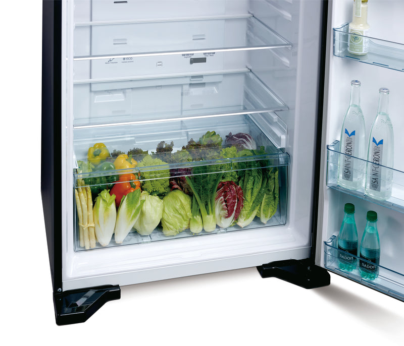 Hitachi 489L 2 Star Double Door Refrigerator R-VG540PND7 (GGR)
