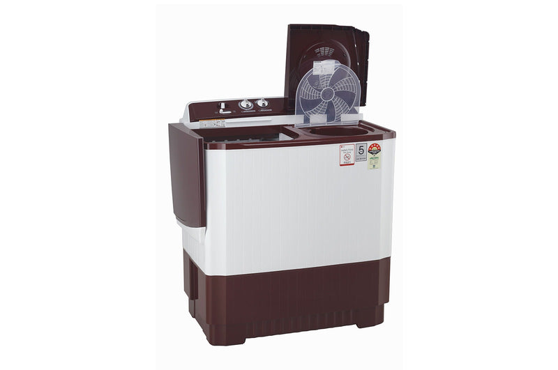 LG 10.0KG Semi-Automatic Washing Machine P1040SRAZ