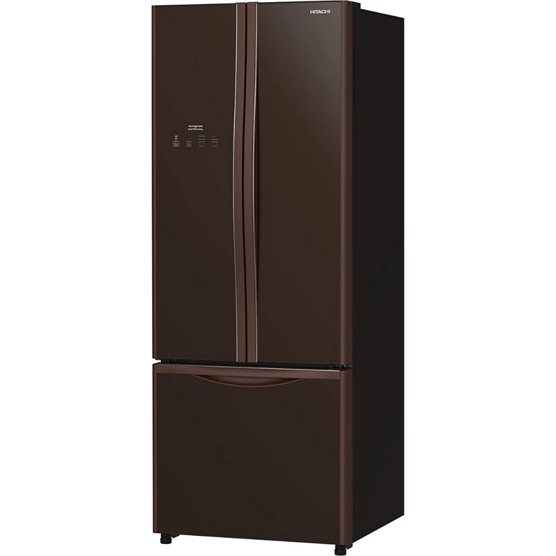 Hitachi 451L 3 Door Bottom Mounted Refrigerator R-WB490PND9 (GBW)
