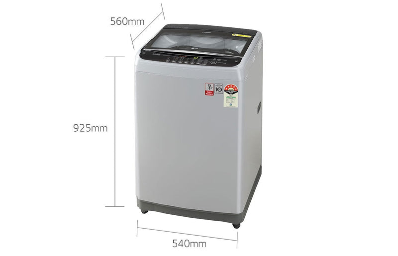 LG 7.0KG Fully Automatic Top Loading Washing Machine T70SNSF3Z