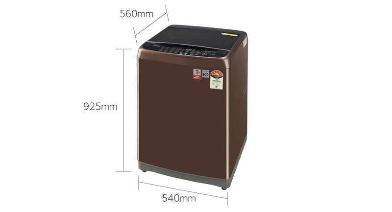 LG 8.0KG Fully Automatic Top Loading Washing Machine T80SJAS1Z