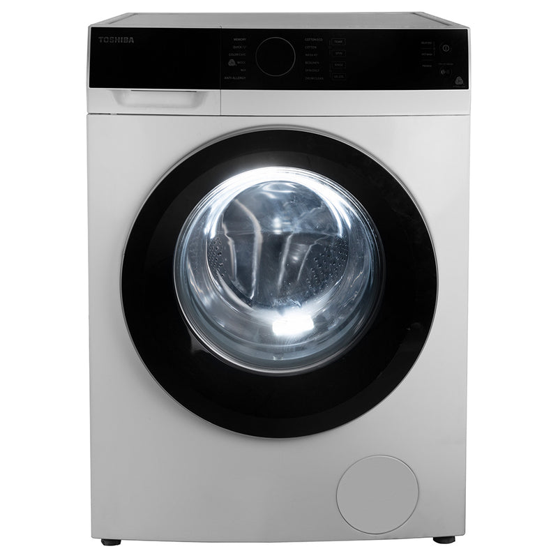 Toshiba 8.0KG Fully Automatic Front Loading Washing Machine TW-BJ90M4-IND
