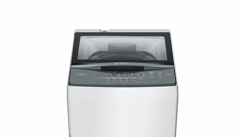 Bosch 6.5KG Fully Automatic Top Loading Washing Machine WOE654W0IN