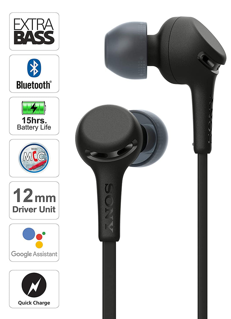 Sony WI-XB400 Wireless In-Ear Headphones