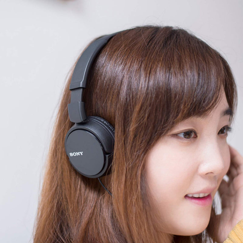 Sony MDR-ZX110 On-Ear Headphones