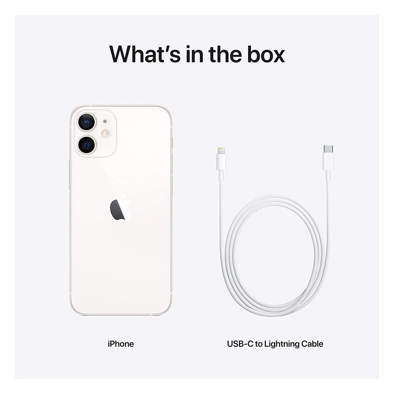 iPhone 12 Mini White