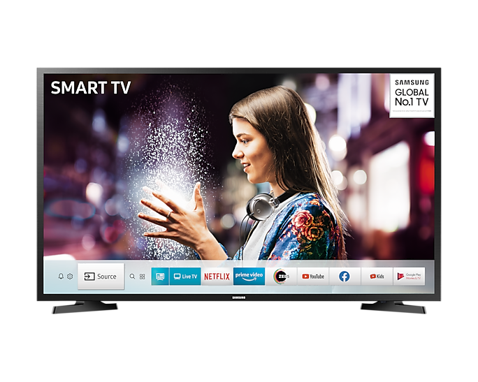 Samsung 32inch HD Ready Smart LED TV 32T4550