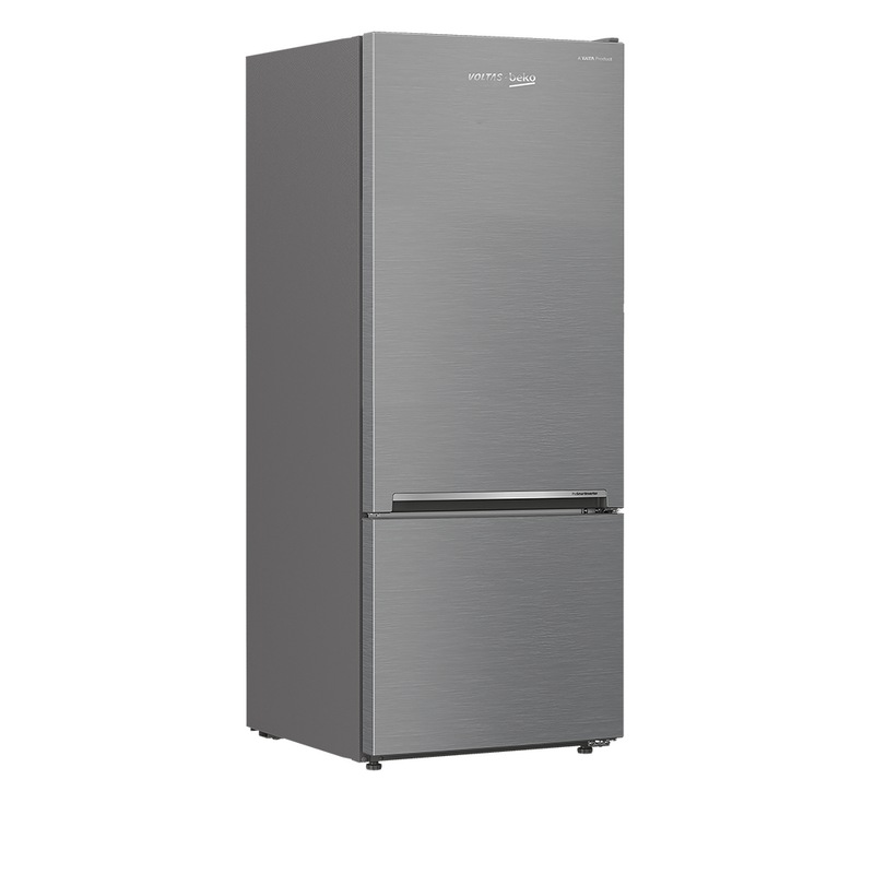 Voltas Beko 421L 2 Star Bottom Mounted Refrigerator RBM433IF