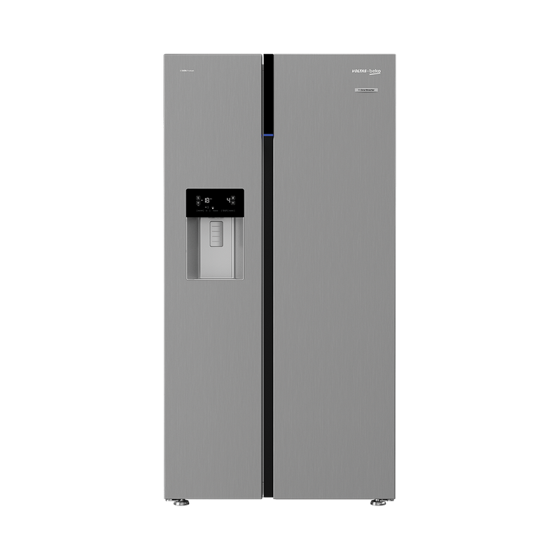 Voltas Beko 634L Side By Side Refrigerator RSB65IF