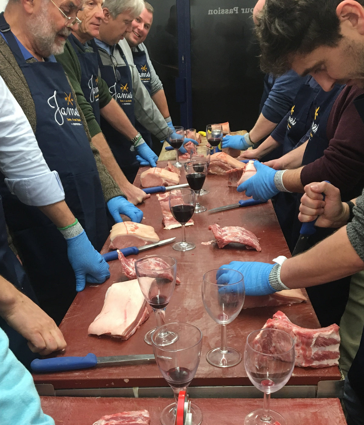 Butchery Masterclass for 10 people