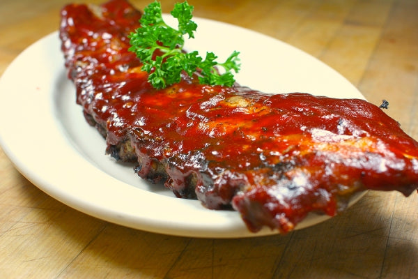 Free Range Baby Back Ribs | James of Shepperton