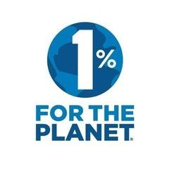 Global movement of  businesses giving 1% of profits to environmental causes/climate change to create a healthier planet.