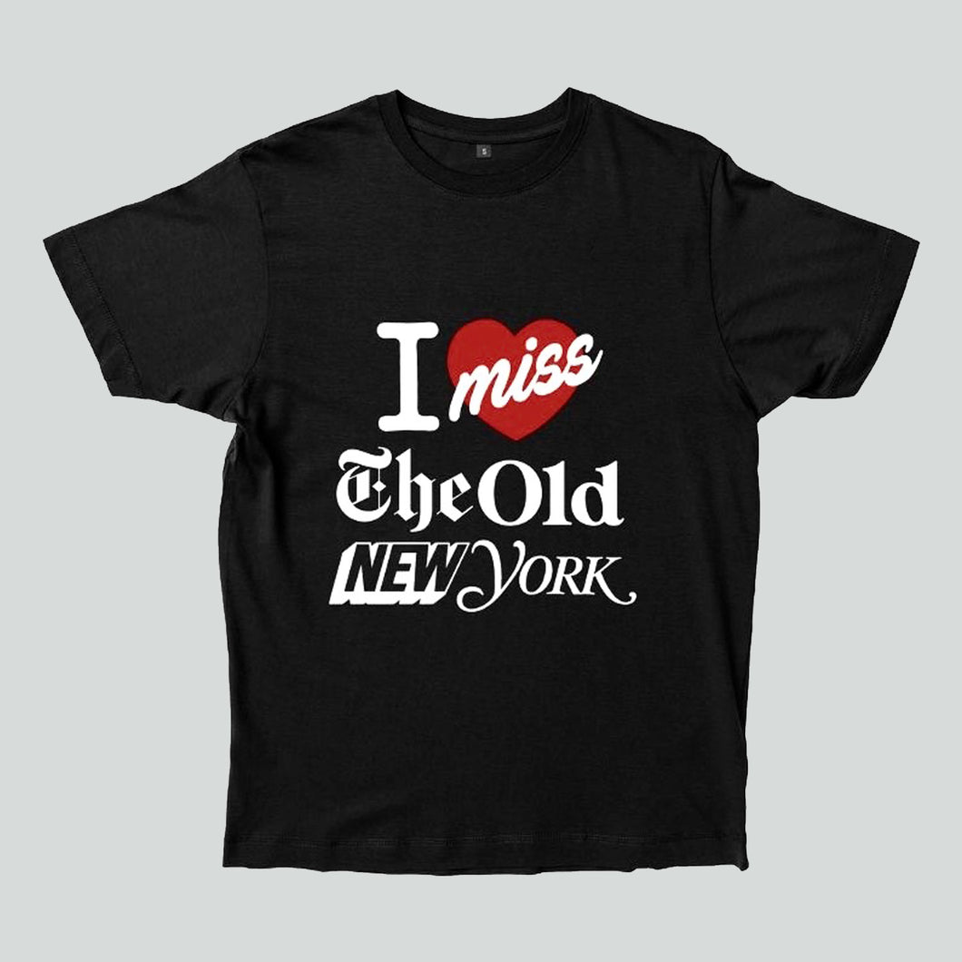 Old New York Tee