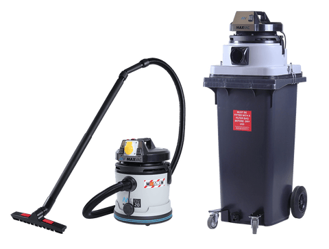 Small & Large Volume Workshop Dust Extractors