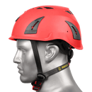 BIG BEN Ultralite Unvented Height Safety Helmet, Red, PP-B-HH100RD