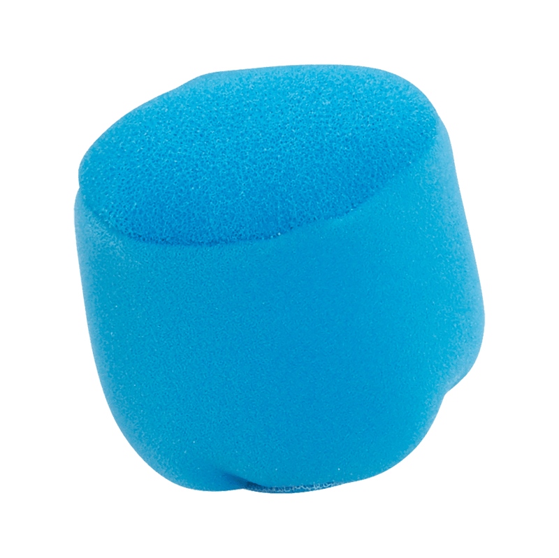 Blue foam filter for vacuuming liquids. Suitable for the DV80, MV-DV-ACC-502