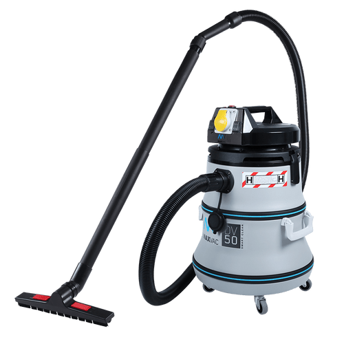 Certified H-Class 50L Vacuum with SMARTclean Filter Function - MAXVAC Dura DV50-HBA, DV-50-HBA-110