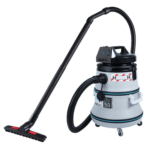 Certified H-Class 50L Vacuum with SMARTclean Filter Function w/o PTO - MAXVAC Dura DV50-HBAN, DV-50-HBAN-110