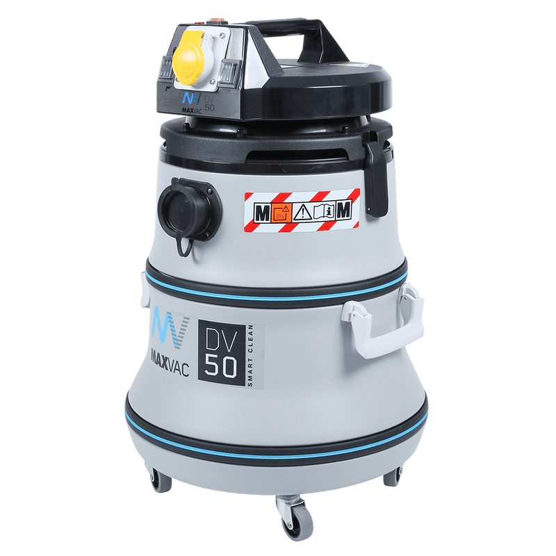 Certified M-Class 50L Vacuum with SMARTclean Filter Function - MAXVAC Dura DV50-MBA, DV-50-MBA-110