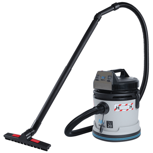 MAXVAC Dura H-Class Certified 20L Vacuum, no power take-off. Light & Compact, MV-DV-20-HBN-230