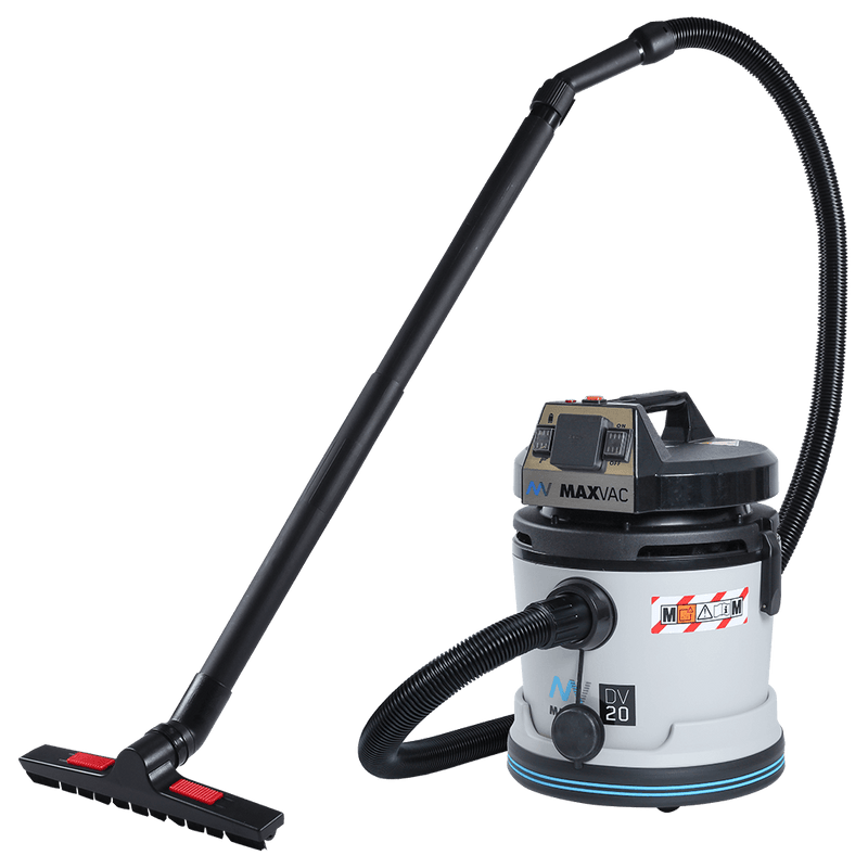 Certified M-Class 20L Vacuum with Automatic Filter Clean, Wet/Dry MAXVAC Dura DV20-MBA, MV-DV-20-MBA-230