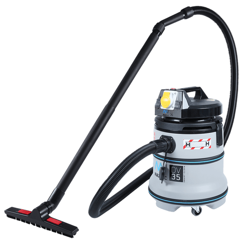 Certified H-Class 35L Vacuum with SMARTclean Filter Function - MAXVAC Dura DV35-HBA, DV-35-HBA-110