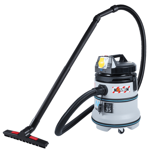 Certified M-Class 35Ltr Vacuum with Smart-Clean Filter Function, MAXVAC Dura DV35-MBA, DV-35-MBA-110