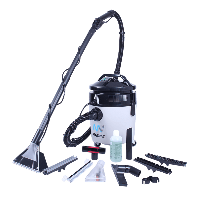MAXVAC DV20 Carpet Clean Vaccum With Accessory Kit 230V, MV-DV-20-CV-240