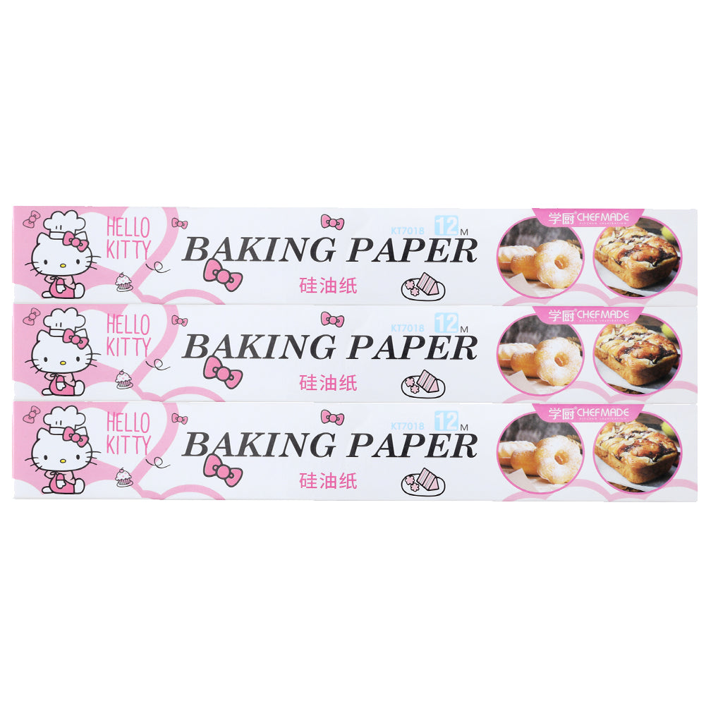 Hello Kitty Baking Paper 3Pcs