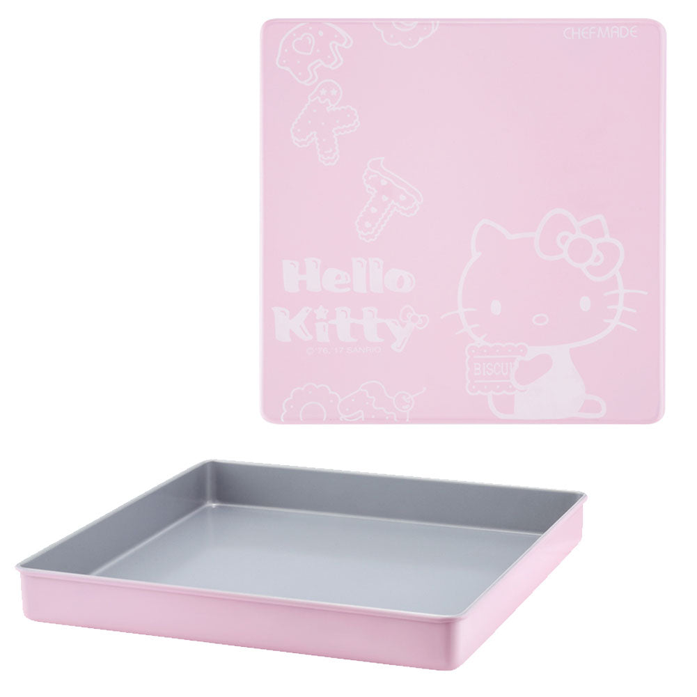 "11.2"" x 11.2"" Hello Kitty Baking Sheet"