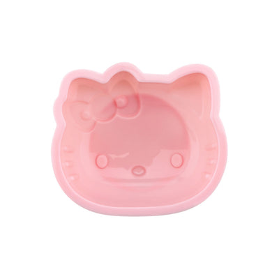 "4"" Hello Kitty Silicone Cake Pan"