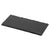 "5"" x 10"" Rectangle Basalt Plate"