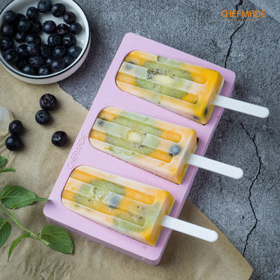 Popsicle Mold (Classical Stripes)