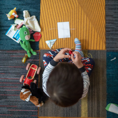 What are the most suitable toys for children aged 3-6?